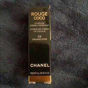 Chanel Rouge Coco lipstick organdi rose